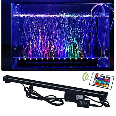 lm LED Aquarium Verlichting 50 leds SMD 5050 Waterbestendig ...