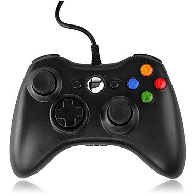 cheap Video Game Accessories-Gamepad For Xbox 360 Wired Controller For XBOX 360 Controle Wired Joystick For XBOX360 Game Controller Gamepad Joypad