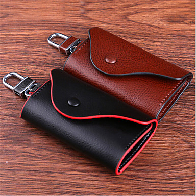 olcso Kulcstartók-bőr kulcstartó táska / bőr autó kulcs táska / bőr gombját