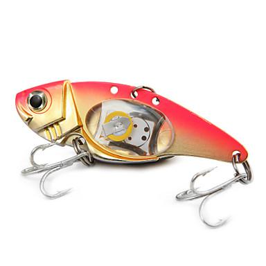 olcso Horgászlámpák-1db Lámpa LED RGB Piros Kék Zöld ABS Könnyű Halászat 100-199 m