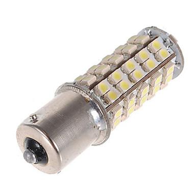 olcso LED-es autó fényszórók-4 az 1-ben 1156 / BA15s 68 led smd fehér izzó (DC 12V)