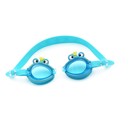 رخيصةأون نظارات السباحة-نظارات السباحة مقاوم للماء مكافح الضباب جل السيليكا للعد التنازلي أخضر وردي أزرق أخضر وردي أزرق