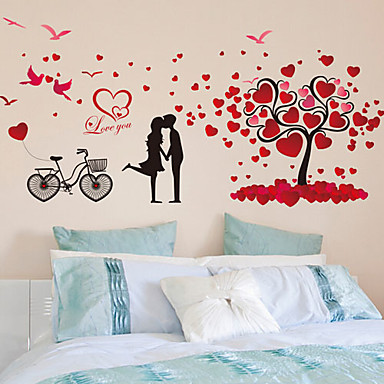 Bedroom Wall Stickers Simple Decorating Ideas