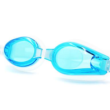 olcso Úszószemüvegek-Úszás Goggles Vízálló Páramentesítő Vényköteles Tükrözött Silica Gel PC Fehér Fekete Kék Sárga Piros Szürke