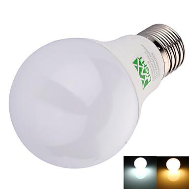 YWXLIGHT® 1PC 9 W مصابيح كروية LED 800 lm E26 / E27 A60(A19) 22 الخرز LED SMD 2835 ديكور أبيض دافئ أبيض كول 100-240 V / قطعة / بنفايات