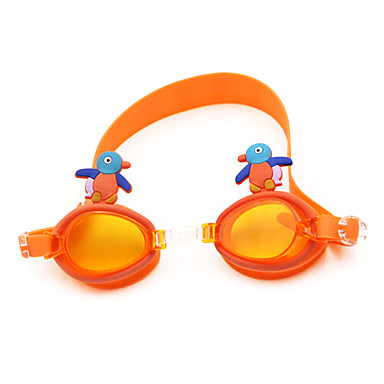 billige Svømmebriller-svømmebriller Vandtæt Anti-Tåge silica Gel PC Grøn Lyserød Blå Grøn Lyserød Blå