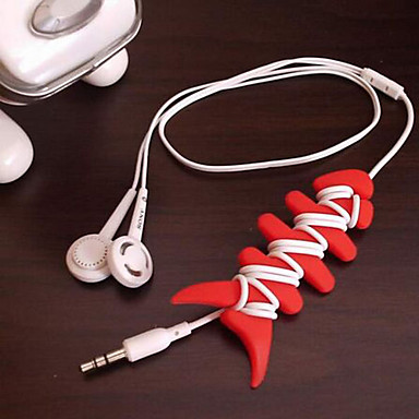 Earphone Holder / Cable Winder Portable Travel Storage
