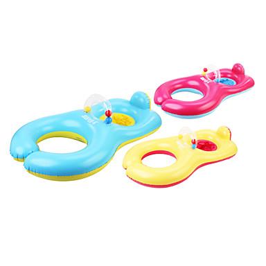 olcso Kiegészítők úszástanuláshoz-Női Férfi gyerekek Unisex PVC Piros Sárga Kék