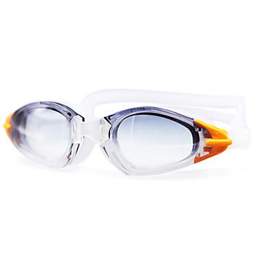 olcso Úszószemüvegek-Úszás Goggles Páramentesítő Vényköteles Tükrözött Silica Gel PC Fehér Zöld Piros Fekete