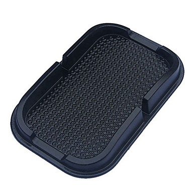 Недорогие Органайзеры для транспортных средств-ziqiao приборной панели автомобиля липкая коврик коврик против скольжения не гаджет держатель мобильного телефона GPS предметы интерьера