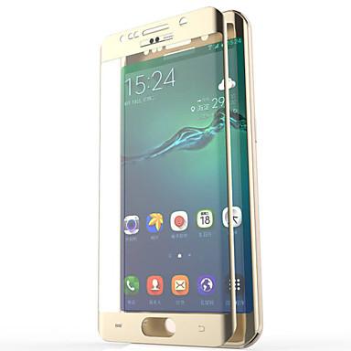 Защитная плёнка для экрана для Samsung Galaxy S7 edge / S6 edge plus / S6 edge Закаленное стекло Защитная пленка для экрана 2.5D закругленные углы