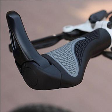 Χαμηλού Κόστους Τιμόνια & Λαβές & Ακροτίμονα-Τιμονιού Τιμόνια στήριξης βραχιόνων 135 mm Εργονομικός Σχεδιασμός Ποδήλατο Δρόμου Ποδήλατο Βουνού Ποδηλασία Λευκό Μαύρο
