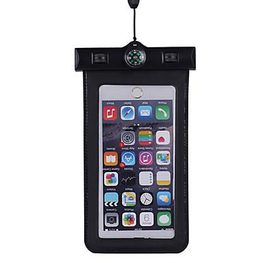 olcso Szörfözés-Cell Phone Bag mert iPhone X iPhone XS Iránytű Vízálló 6 hüvelyk PVC