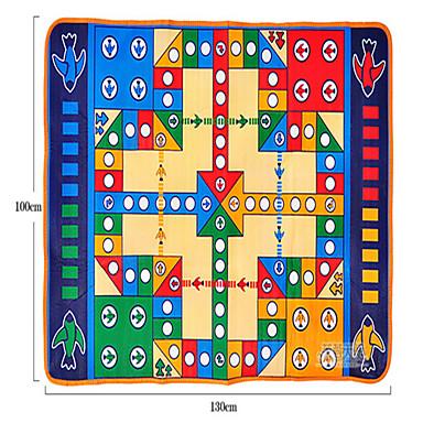 olcso Sakk Játékok-bébi játék földön mat repülő sakk szőnyeg csúszás pad játékvezérlő asztali nagy repülő sakk