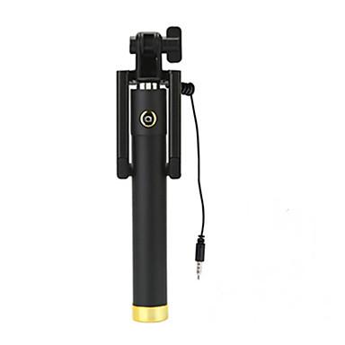 Недорогие Bluetooth палка для селфи-проводной самопроверка monopod универсальный для iphone 8 7 samsung galaxy s8 s7 для ios / android phone huawei xiaomi nokia