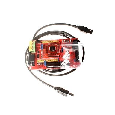 olcso Tartozékok-MSP430 fejlesztési fórumon msp430f149 mikrokontroller minimum alaplapot magjához színű kijelző usb letöltő