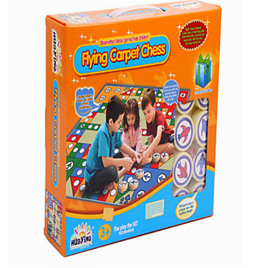 olcso Sakk Játékok-gyermek puzzle repülő sakkjátszma szőnyeg szőnyeg csúszó szőnyeg szülő gyermek játszani két