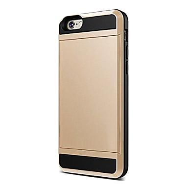 voordelige iPhone 5 hoesjes-hoesje Voor Apple iPhone XS / iPhone XR / iPhone XS Max Kaarthouder Achterkant Effen Zacht Siliconen