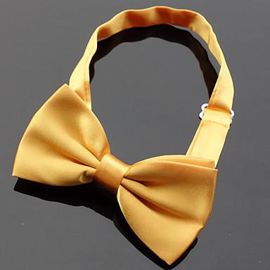 Χαμηλού Κόστους Παπιγιόν-Ανδρικά Μονόχρωμο Πάρτι / Βασικό Γραβάτα