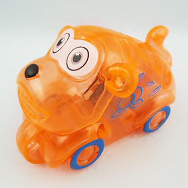 olcso Felhúzós játékok-Hátrahúzós autó Műanyag 1 pcs Felnőttek Játékok Ajándék