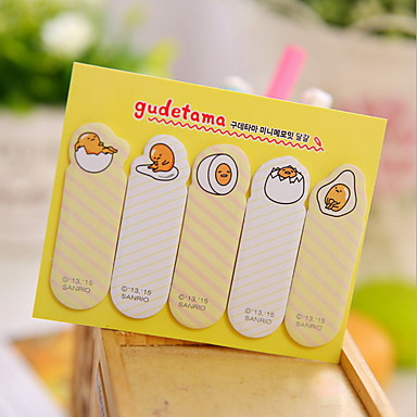 halpa Muistivihot ja -laput-Self-Stick Notes-Paper-Cute