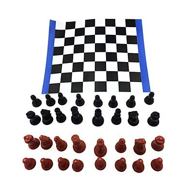 olcso Sakk Játékok-Társasjátékok Móka Műanyag Klasszikus 1 pcs Gyermek Játékok Ajándék