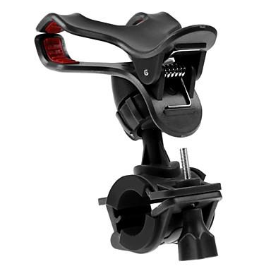 olcso Tartók-mi.xim Telefon tartó Állítható Hordozható Könnyű felhelyezés mert Treking bicikli Mountain bike BMX Műanyag iPhone X iPhone XS iPhone XR Kerékpározás 1 pcs