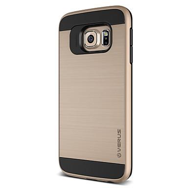 voordelige Galaxy Note-serie hoesjes / covers-hoesje Voor Samsung Galaxy Note 5 / Note 4 / Note 3 Schokbestendig Achterkant Effen PC