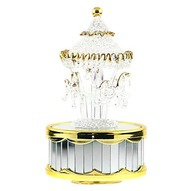 olcso zenegép-Zenedoboz Kacsa Zongora Ló ABS Fiú Lány Játékok Ajándék