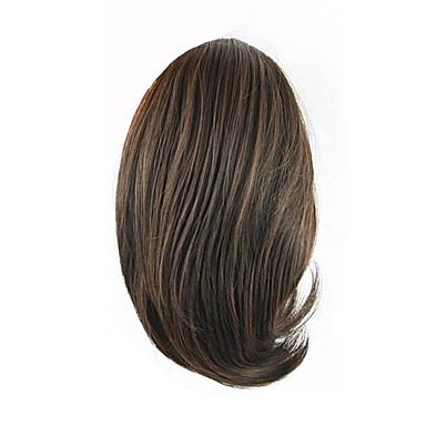 ieftine Extensii de Păr-Cu Clape Coadă de cal Cârlig de prindere / clapă Păr Sintetic Fir de păr Extensie de păr Buclat