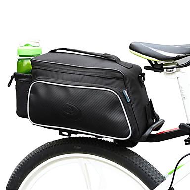 رخيصةأون حقائب الدراجة-ROSWHEEL 10 L حقائب الدراجة للخلف مقاوم للماء يمكن ارتداؤها مقاومة الهزة حقيبة الدراجة قماش البوليستر PVC حقيبة الدراجة حقيبة الدراجة أخضر / الدراجة