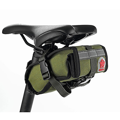Rosewheel Bike Saddle Bag Multifunctional Waterproof Wearable Bike Bag Cloth Canvas Bicycle Bag Cycle Bag Cycling / Bike 5085418 2019 – $14.29