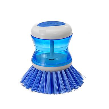 مطبخ معدات تنظيف بلاستيك فرشاة و مزيل الدهان أدوات 1PC