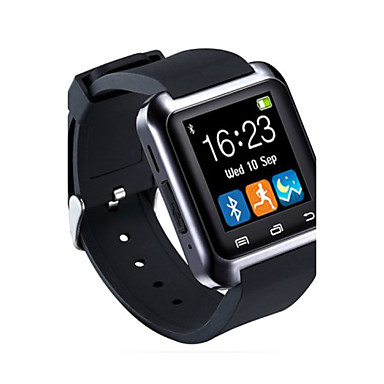 422971ca7d9 Homens Relógio Esportivo Relógio inteligente Relógio de Pulso Digital  Controlo Remoto LED Borracha Banda Amuleto Luxo Preta Branco de 5093534  2019 por € ...