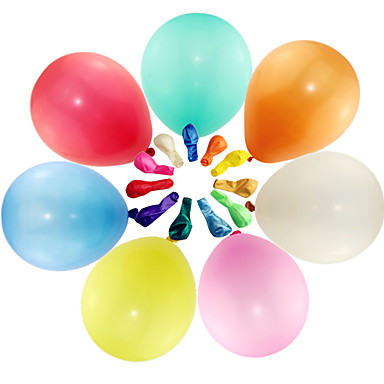 olcso Balloons-Léggömbök Parti Felfújható Vastag Gumi Felnőttek Fiú Lány Játékok Ajándék