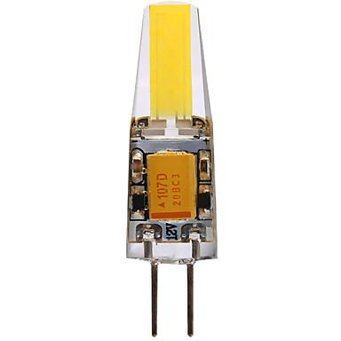 olcso Tömeges LED fényforrások-ywxlight® g4 1505 2.5w 250lm-es kétpólusú, fényes, meleg, fehér, hideg, fehér, természetes, fehér, 360-as fénysugár, fényszóró, dc 24v ac 24v ac 12v