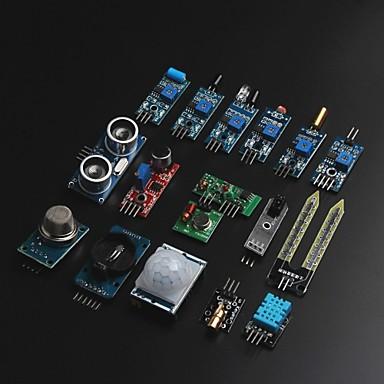 ieftine Senzori-16 tipuri de kit senzor modul pentru arduino zmeură pi pentru arduino