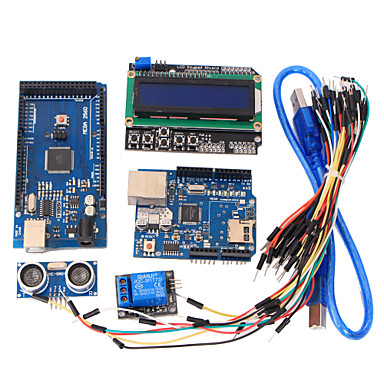Relays Arduino Mega Sensor Shield V1 — ZwiftItaly