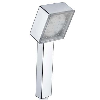 olcso LED csapvilágítás-VEZETTE Zuhanyfej fény Víz Vízálló ABS