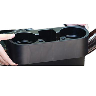 olcso Konzolok és rendszerezők-járműre szerelt többfunkciós autó tároló doboz, pohártartó, slot pohártartó, tároló doboz, ital tartó 151-1