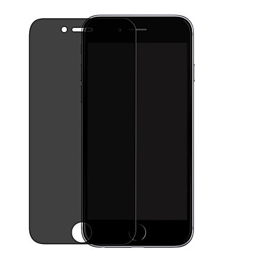 voordelige iPhone screenprotectors -AppleScreen ProtectoriPhone 6s Plus 9H-hardheid Voorkant screenprotector 1 stuks Gehard Glas / iPhone 6s / 6 / 2.5D gebogen rand