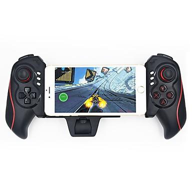 olcso Fortnite tartozékok-btc938 vezeték nélküli játékvezérlő az okostelefonokhoz, támogatja a robusztus, bluetooth játékkezelő játékvezérlőt abs 1 db egység