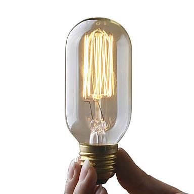 umei ™ 1pc 40w e26 / e27 t45 bec de ediție cald alb 2300 k incandescent vintage bec lampă edison ac 110-130v ac 220-240v