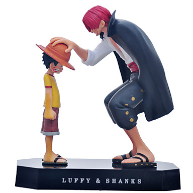 43 19 Anime Action Figures Inspired By One Piece Monkey D Luffy Pvc Polyvinyl Chloride Cm Model Toys Doll Toy Men S