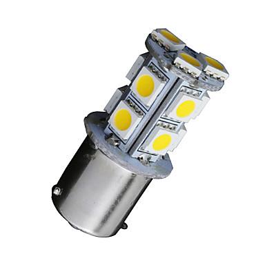 Недорогие Освещение салона авто-10x теплый белый автомобиль на колесах 1156 BA15S 13-SMD 5050 привело резервные обратной лампочки 1141