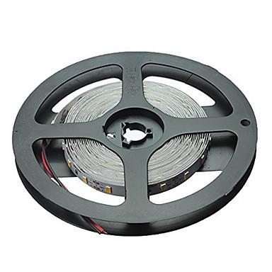 お買い得  フレキシブルLEDストリップライト-SENCART 5m フレキシブルLEDライトストリップ 300 LED 5630 SMD 温白色 / ホワイト / レッド カット可能 / 接続可 / 車に最適 12 V 1個 / # / ノンテープ・タイプ