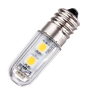 1pc 1w mini e14 vijak osnovana svjetiljkom 7 smd 5050 220v AC za pećnicu hladnjaka bijelo toplo bijelo