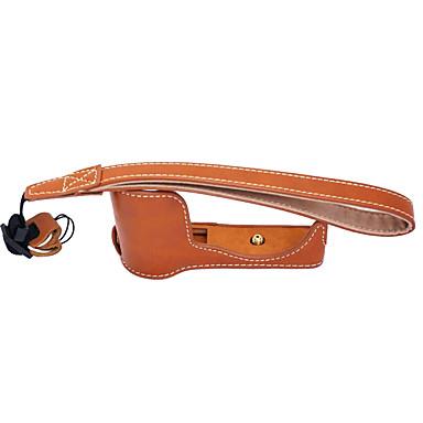 olcso Tokok, táskák & pántok-dengpin® pu bőr felében készült tok táska fedél bázis forsony a5100 A5000 (vegyes színek)