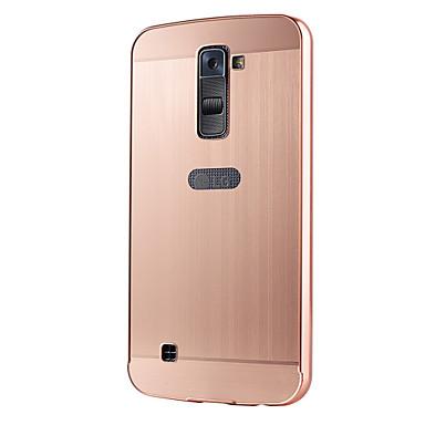 Θήκη Za Drugo / LG / LG G4 LG V10 / LG G4 Stylus / LS770 Pozlata Stražnja maska Jednobojni Tvrdo Opeka / LG K10