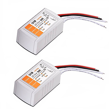 olcso LED-es kiegészítők-2db ac 110-240v-es DC 12v 18w-os feszültség átalakító
